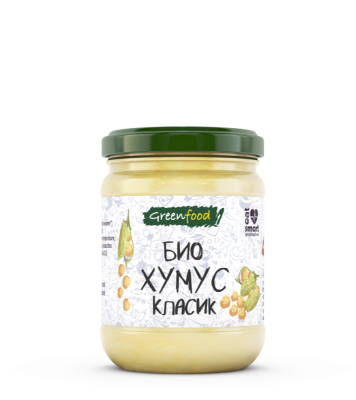 БИО Хумус Green food класик