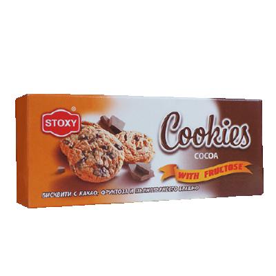 Бисквити  Stoxy с шоколад