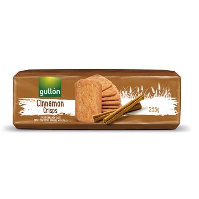 Бисквити Gullon с канела
