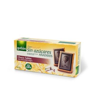 Бисквити Gullon Diet Nature с Тъмен шоколад