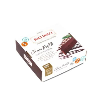 Торта Baci Dolci Шоколадов Трюфел без захар/глутен