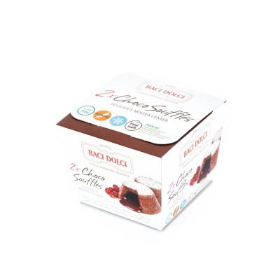 Шоколадово суфле Baci Dolci без захар/глутен