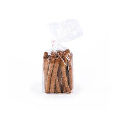 Гризини Baci Dolci без глутен с ленено брашно и орехи
