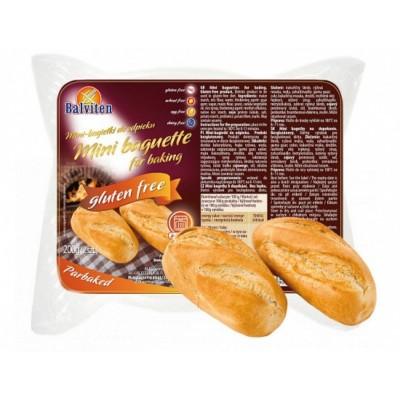 Безглутенови мини багети Balviten за печене