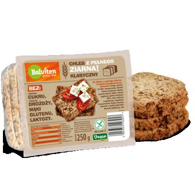 Веган безглутенов хляб Balviten пълнозърнест