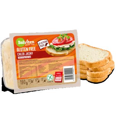 Безглутенов бял хляб Balviten