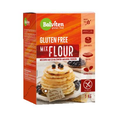 Безглутенова смес за палачинки Balviten Mix flour