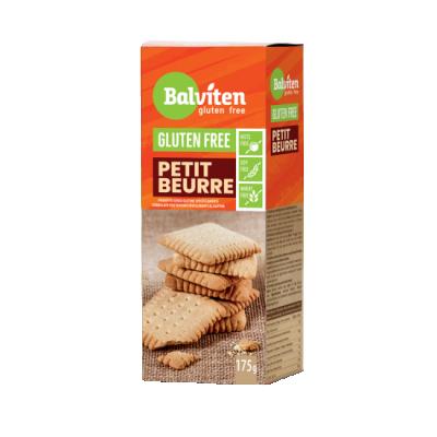 Безглутенови бисквити Balviten Petit beurre