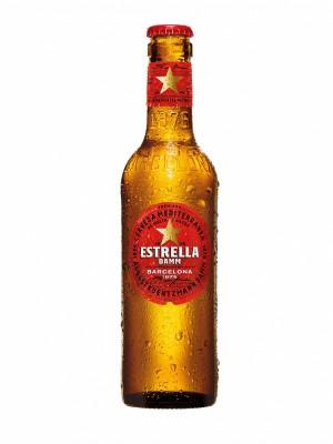Estrella Damm Barcelona Lager 4.6%